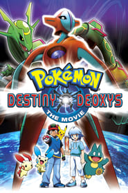 Streaming sources for Pokmon Destiny Deoxys