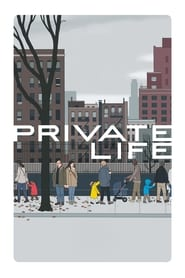 Streaming sources for Private Life