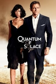 Streaming sources for Quantum of Solace