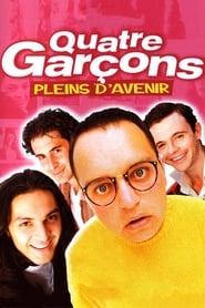 Streaming sources for Quatre garons pleins davenir