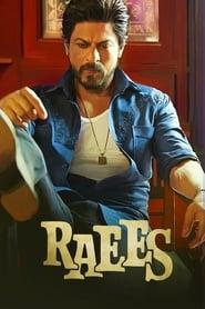 Raees Poster