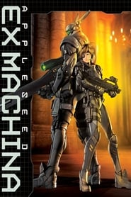 Streaming sources for Appleseed Ex Machina