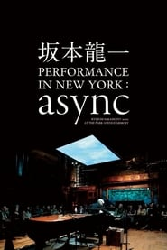 Streaming sources for Ryuichi Sakamoto async Live at the Park Avenue Armory