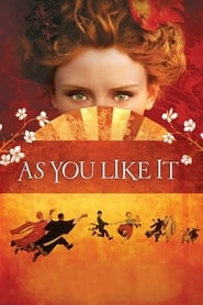 Streaming sources for As You Like It