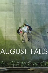 August Falls Poster