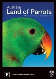 Australia Land of Parrots Poster