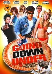 Going Down Under Poster