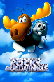 Streaming sources for The Adventures of Rocky  Bullwinkle