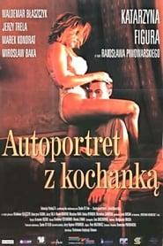 Autoportret z kochank Poster