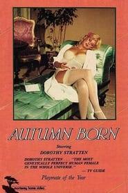 Autumn Born Poster