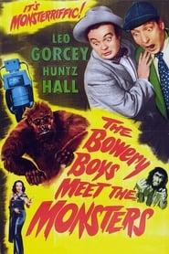 Streaming sources for The Bowery Boys Meet the Monsters