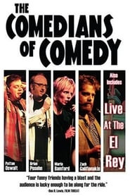 Streaming sources for The Comedians of Comedy