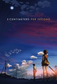 Streaming sources for 5 Centimeters per Second