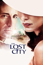 Streaming sources for The Lost City