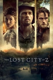 Streaming sources for The Lost City of Z