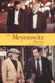 The Meyerowitz Stories New and Selected Poster