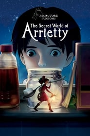 Streaming sources for The Secret World of Arrietty