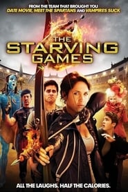 Streaming sources for The Starving Games