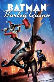Streaming sources for Batman and Harley Quinn