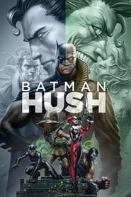 Batman Hush Poster