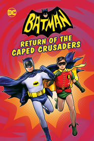 Streaming sources for Batman Return of the Caped Crusaders
