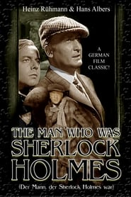 Streaming sources for The Man Who Was Sherlock Holmes
