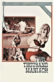 Streaming sources for Two Thousand Maniacs