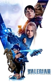 Streaming sources for Valerian and the City of a Thousand Planets