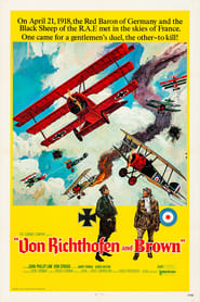 Streaming sources for Von Richthofen and Brown