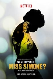 Streaming sources for What Happened Miss Simone