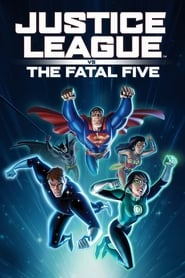 Streaming sources for Justice League vs the Fatal Five