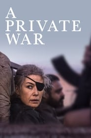 Streaming sources for A Private War