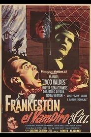 Streaming sources for Frankenstein the Vampire and Company