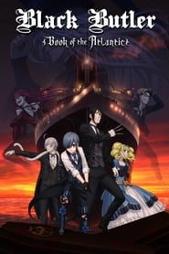Streaming sources for Black Butler Book of the Atlantic