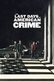 Streaming sources for The Last Days of American Crime