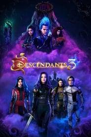 Streaming sources for Descendants 3