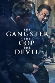 The Gangster the Cop the Devil Poster
