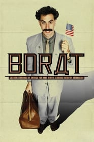 Borat Cultural Learnings of America for Make Benefit Glorious Nation of Kazakhstan Poster