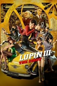 Streaming sources for Lupin the Third The First