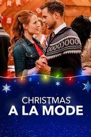 Christmas a la Mode Poster