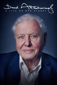 David Attenborough A Life on Our Planet Poster