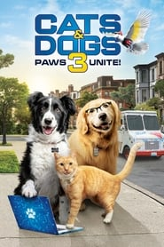 Streaming sources for Cats  Dogs 3 Paws Unite