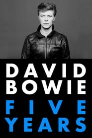 Streaming sources for David Bowie Five Years