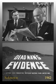Streaming sources for Dead Mans Evidence