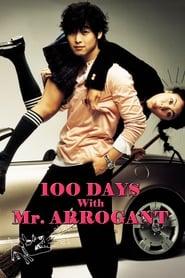 100 Days with Mr Arrogant Poster
