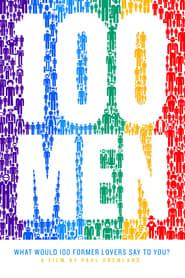 100 Men Poster