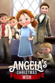 Angelas Christmas Wish Poster