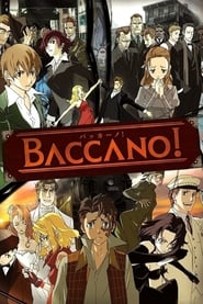 Streaming sources for Baccano