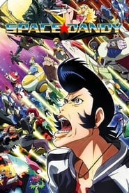 Streaming sources for Space Dandy