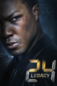 24 Legacy Poster